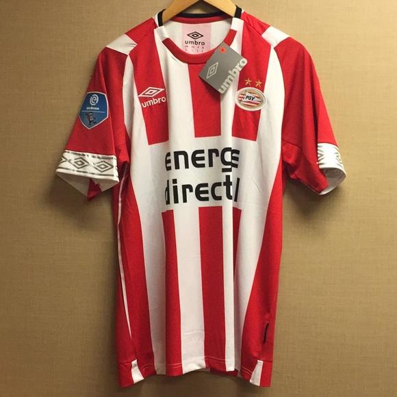best sneakers 582fc a8b1c Lozano PSV Soccer Jersey Netherlands NWT
